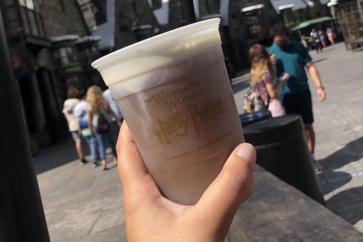 Una bebida mágica en las áreas de Harry Potter en Universal Studios será única. Foto: Archivo