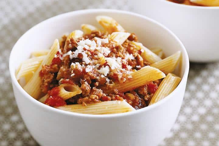 Una forma tradicional de pasar el día comiendo pasta Foto: Taste