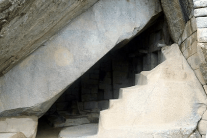 La gran tumba secreta Foto: Enjoy Machu Picchu