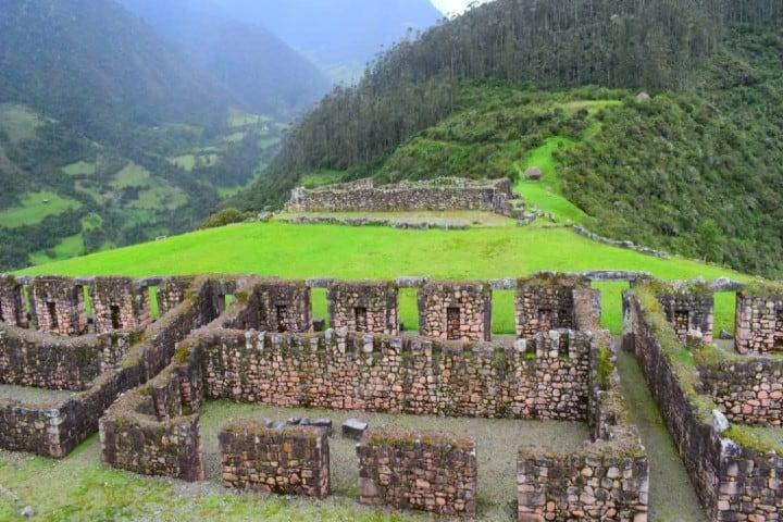 La ciudad perdida de los Incas Foto: Red Bus