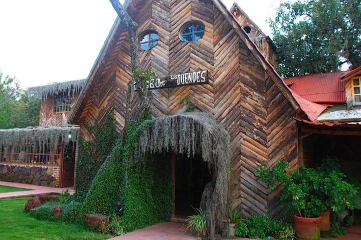 Visita el Museo de los duendes camino a la Hacienda de Santa María Regla Foto: México es cultura