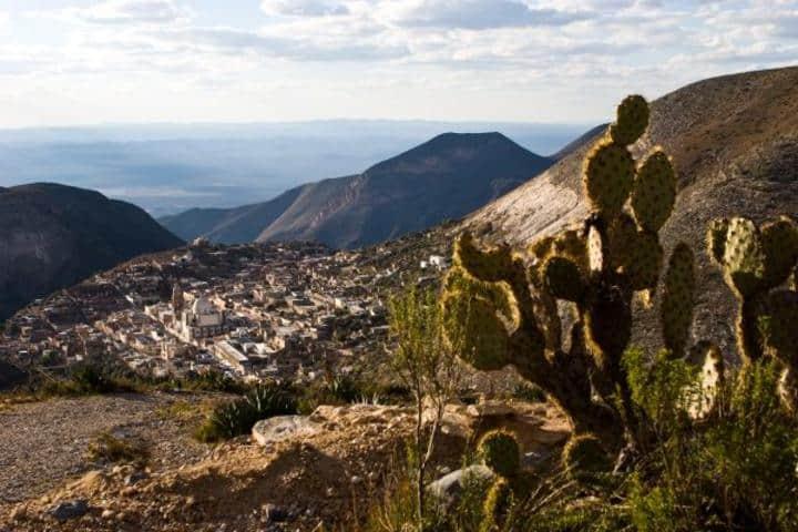 Wirikuta San Luis Potosí es un gran destino para el avistamiento de estrellas. Foto: warp