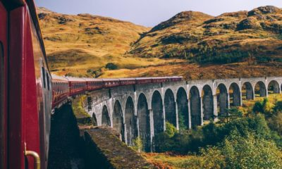 Tren Royal Scotsman. Foto: Archivo