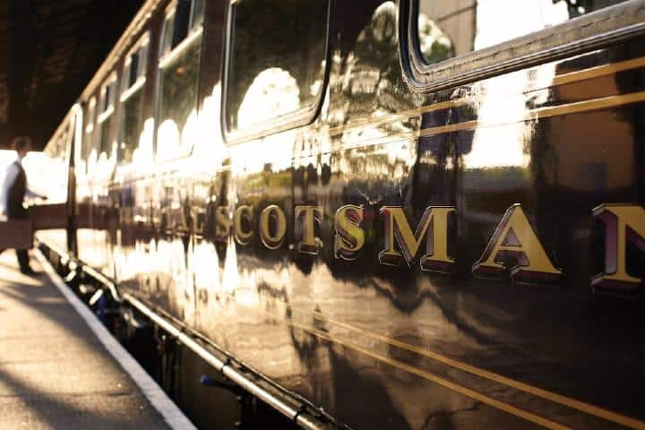 Tren Royal Scotsman Foto: belmond
