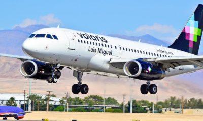 Volaris ruta CDMX - Dallas. Foto: Tomás Del Coro