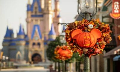 Halloween en Walt Disney World Resort Foto: Archivo
