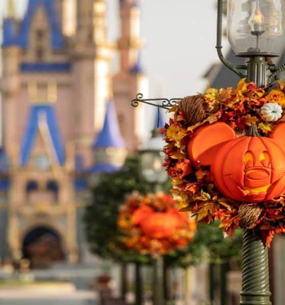 Halloween en Walt Disney World Resort Foto: Archivo