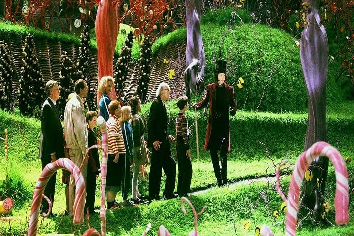 El recorrerla es como estar en la fábrica de Willy Wonka, por ser extensa y tener increíbles lugares dentro de ella. Foto: Travel + Leisure