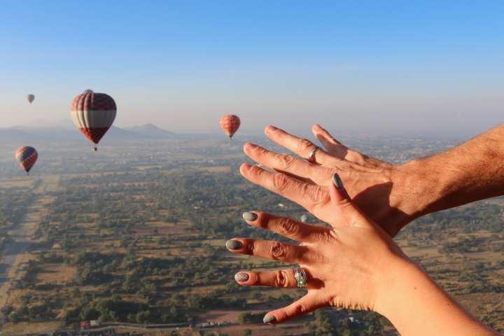 celebra-edomex-primera-boda-globo-aerostatico