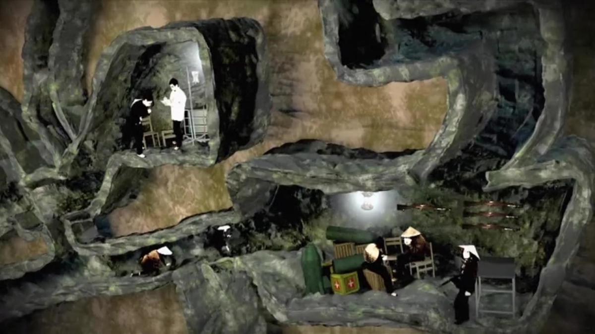 cu-chi-tunnels. Foto: history.com