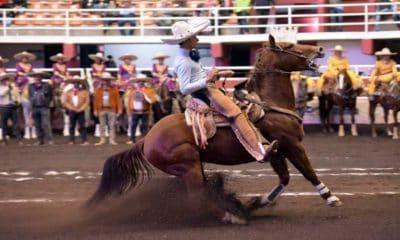 Feria del Caballo en Texcoco. Foto deportes2019012903