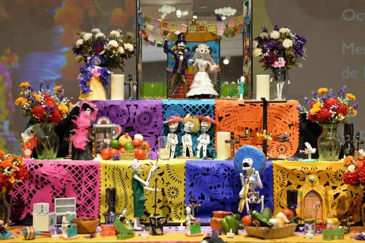 Día de Muertos en Miami. Foto: Miami New Times