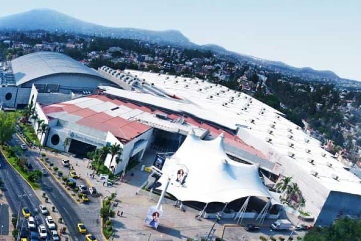 Centro expositor de Guadalajara, sede de la Feria del libro Foto: Entorno Turístico