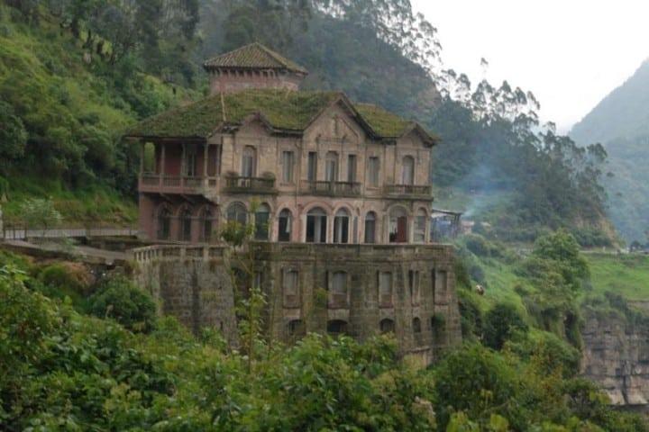 Hotel abandonado Foto: La Sexta