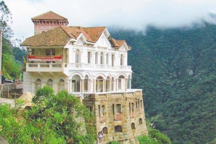 Casa Museo Salto del Tequendama Foto: El Espectador