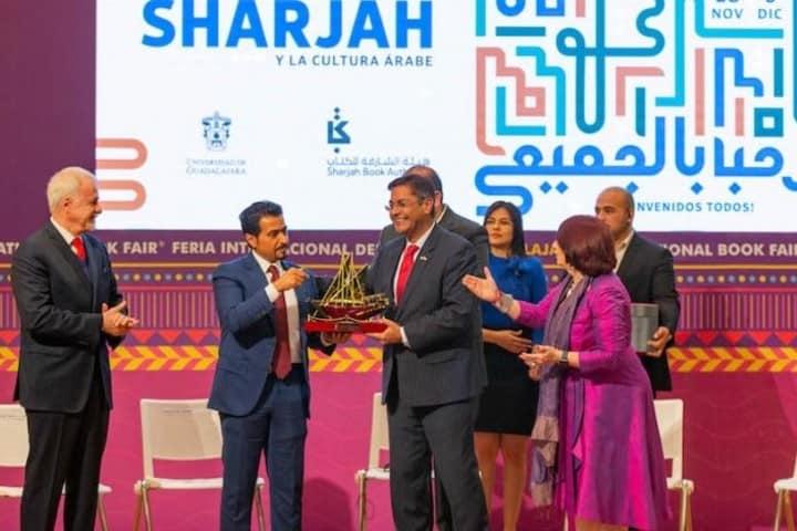 Sharjah, un invitado especial de la Feria Internacional del Libro 2020 Foto: La razón de México