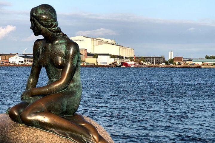 Guia de turimos Copenhague y Dinamarca Foto: Datos curiosos de la sirenita de Copenhague