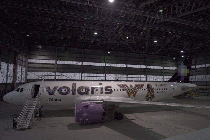 ¿Listo para vuelos maravillosos? Foto: Archivo
