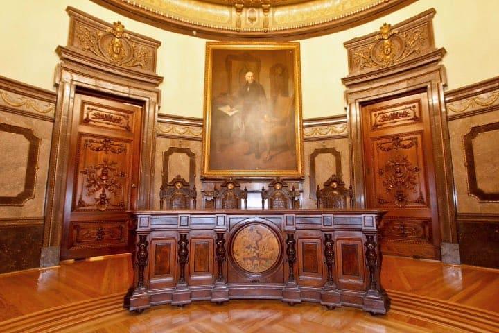 ¿Sabías que fue el primer Ayuntamiento de la ciudad? Foto: Twitter