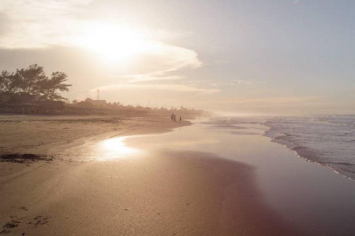 Visitamos la playa de Tecolutla en mi viaje en familia a Veracruz. Foto: tecolutlaveracruz.mx