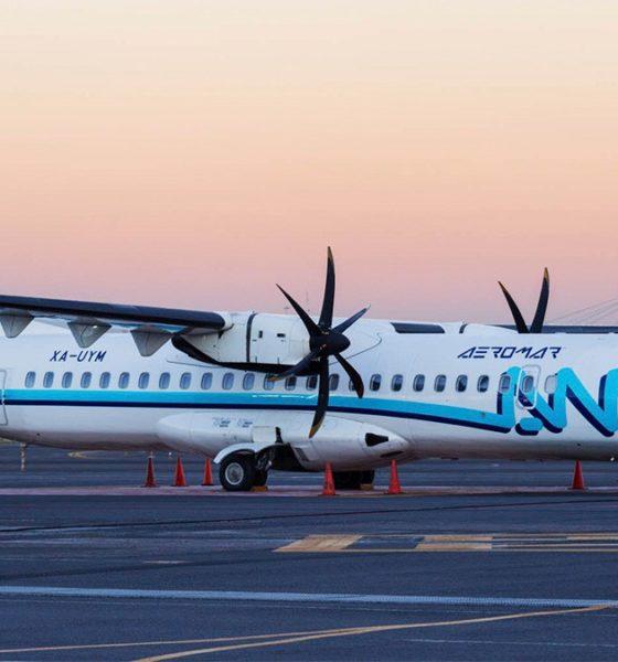 Aeromar. Foto por ES