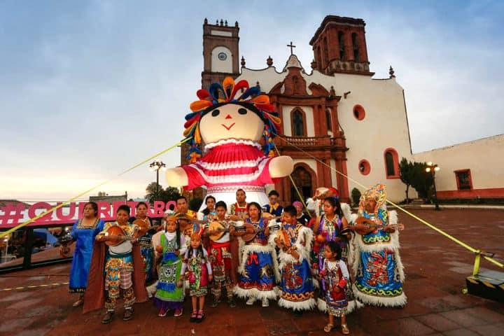 Resumen del tianguis turístico 2019, Foto Amealco Pueblo Mágico