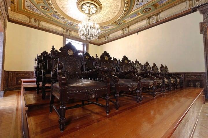 Antes de ser un museo fue el primer Ayuntamiento de la ciudad. Foto: Sistema de Cultura de la Ciudad de México