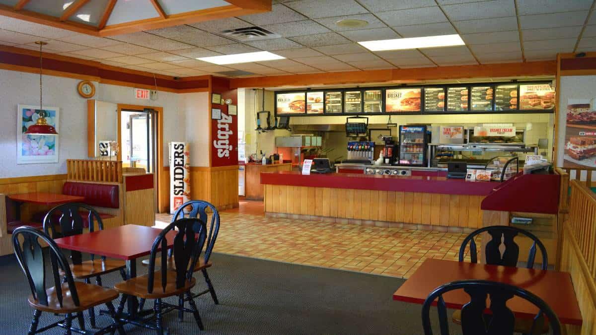 Arby's, restaurante en Guadalajara. Foto: Greg's Southern Ontario