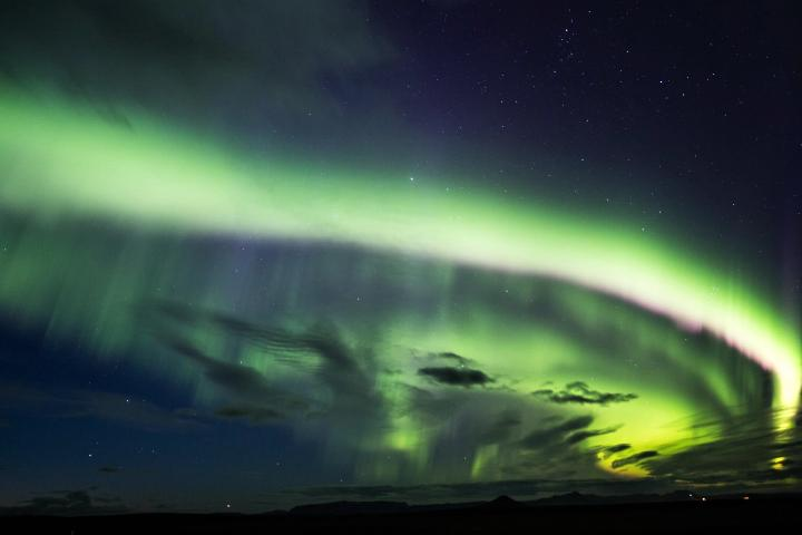 Auroras Boriales en Islandia Foto-Todo sobre Islandia y Reykjavik