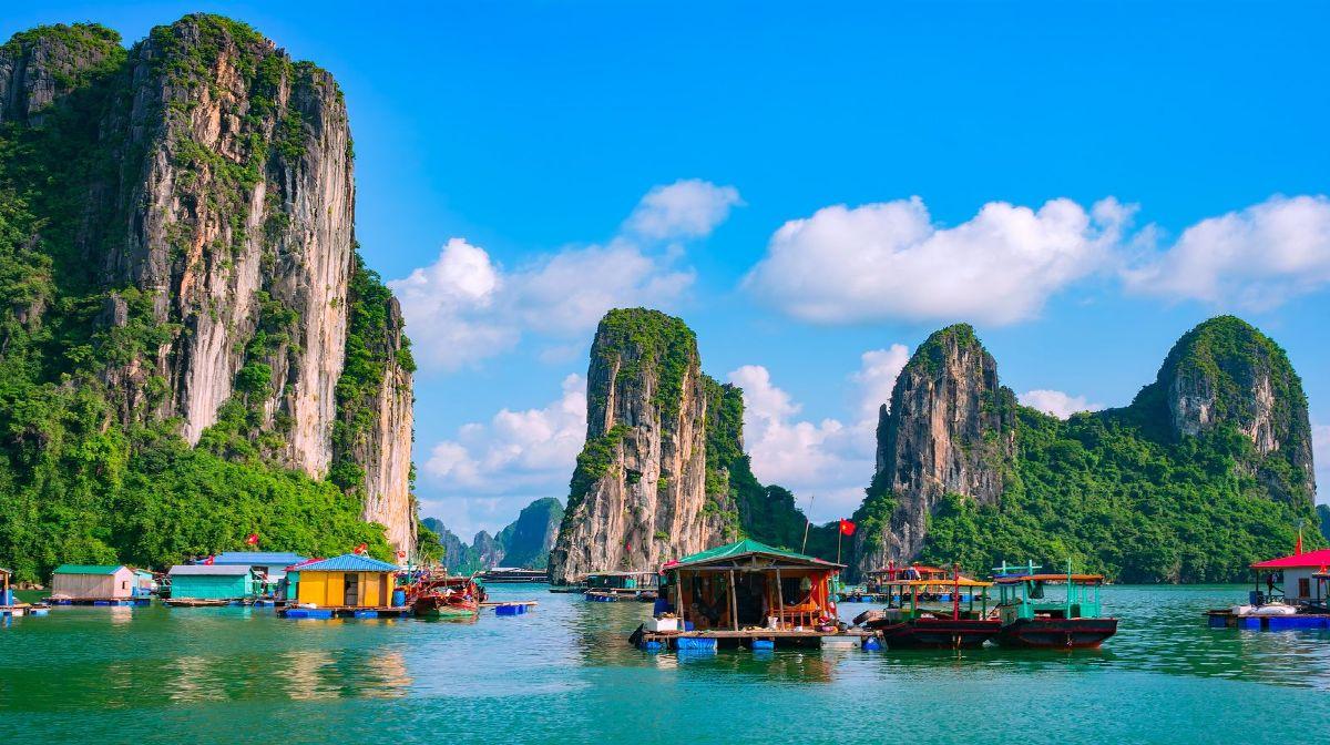 Bahía Ha-Long, Vietnam. Foto: 65Ymás