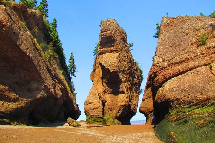 Bahia Fundy. Foto: Playas Calas