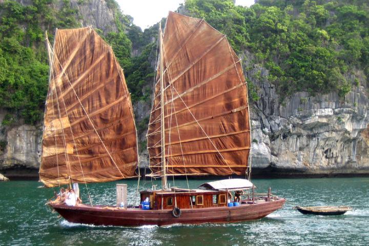 Barcos antiguos. Foto: PasaporteBlog