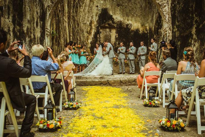 La Hacienda Uayamón de Campeche será la sede de tus grandes eventos. Foto: Gerardo Rodríguez