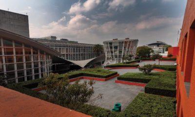 CENART, una de las tres ciudades culturales de CDMX. Foto: Bernardo Arcos