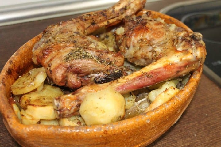 Cabrito al horno ¡Un platillo original de Nuevo León! Foto: La cocina de Masito
