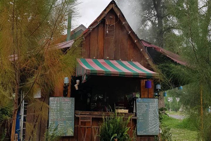 """Café """"El Viejo"""" en Suchitlán. Foto: kennyacp"""