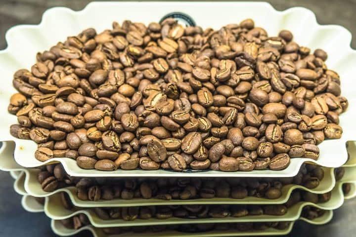 Café recién tostado en casa. Foto: pdgespanol