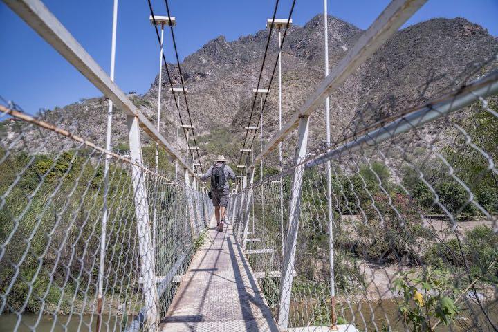Cañón del Paraíso, Querétaro. Foto: Matador Network
