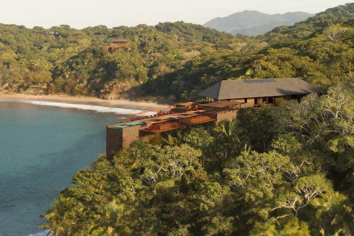 Carao es un restaurante exclusivo que se encuentra en el hotel Mandarina dentro de la Riviera Nayarit. Foto: Archivo