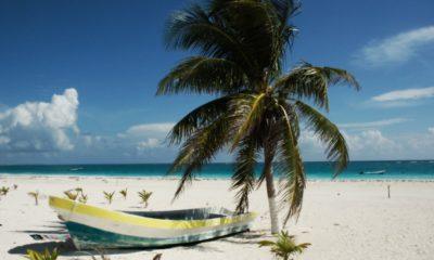 Caribe mexicano. Foto: Joanna Szumska