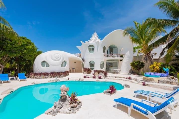 Casa Caracol. Foto Airbnb1.