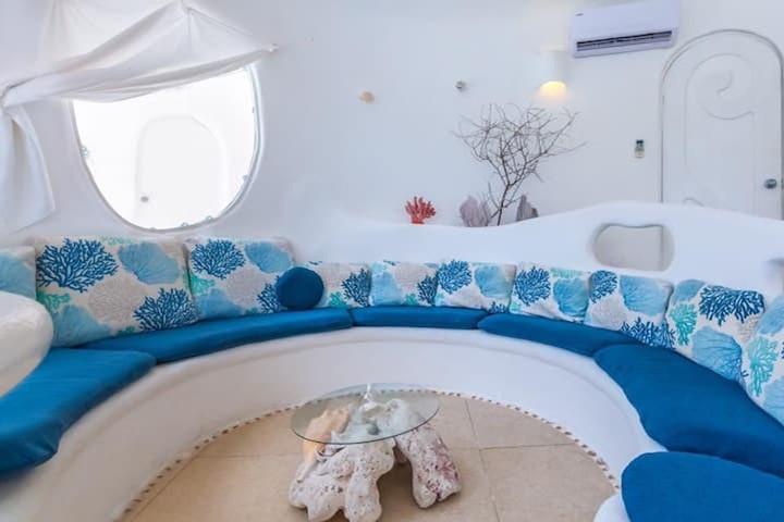 Casa Caracol. Foto Airbnb14.