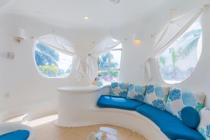 Casa Caracol. Foto Airbnb15.