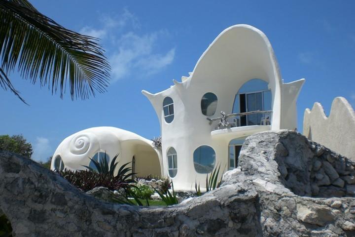 Casa Caracol. Foto Airbnb16.