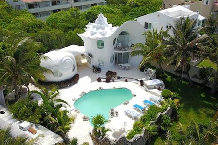 Casa Caracol. Foto Airbnb3.