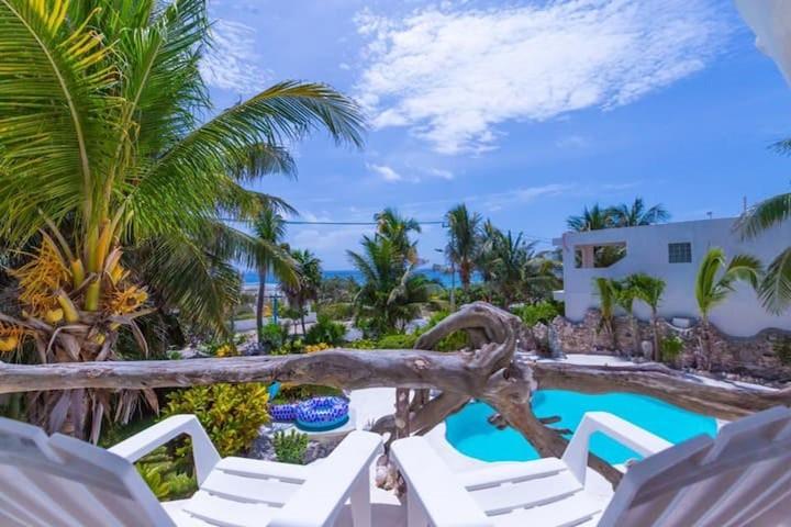Casa Caracol. Foto Airbnb7.