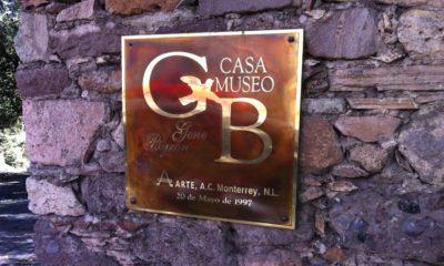 Casa Museo Gene Byron, Guanajuato. Foto: Sonic Boom