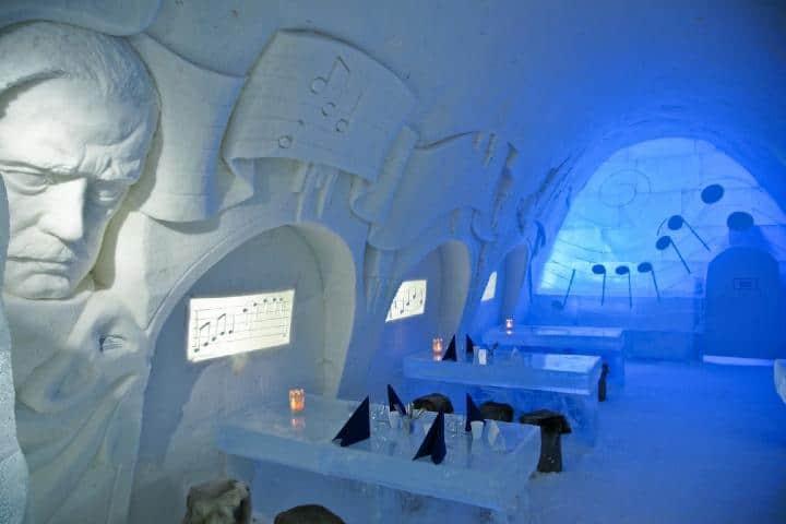 Castillo de Nieve de Kemi. Foto: Viajes a Laponia