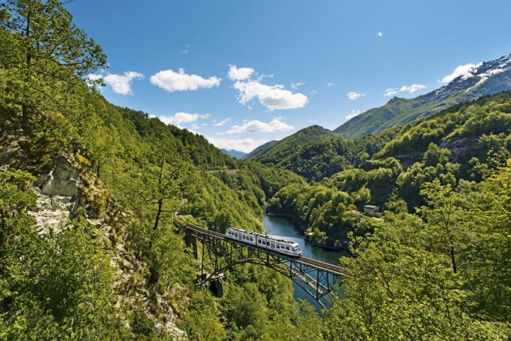 Centovalli Express. Foto: Tourist Forum