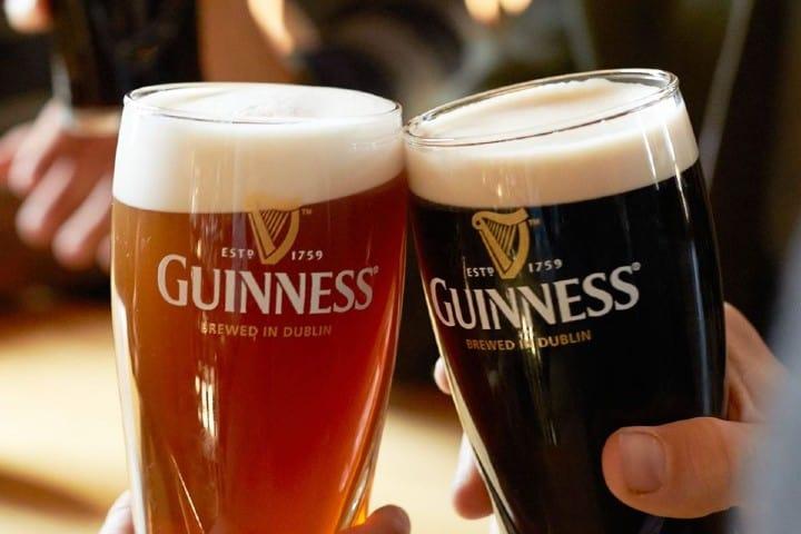 Cerveza Guinness Foto: Guinness